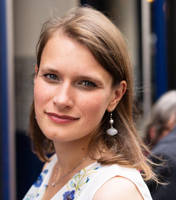 Dr Caroline Pontvert, psychiatre français à Londres, spécialisée en psychiatrie périnatale